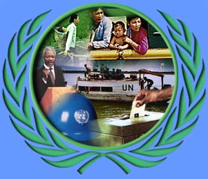 THE UNITED NATIONS WEBSITE